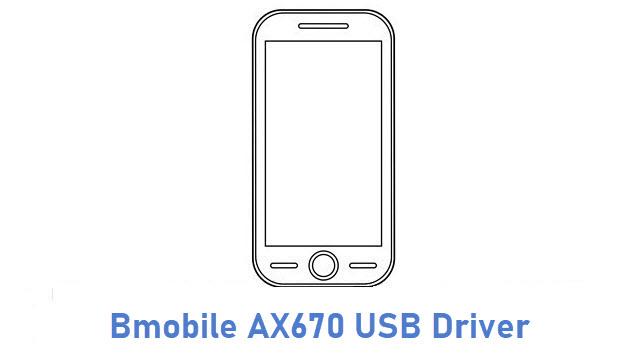 Bmobile AX670 USB Driver