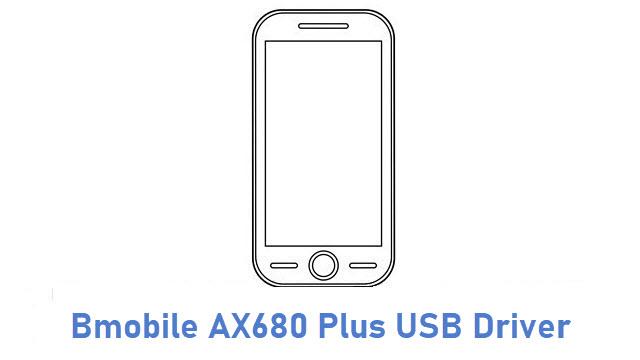 Bmobile AX680 Plus USB Driver
