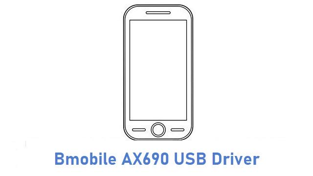 Bmobile AX690 USB Driver