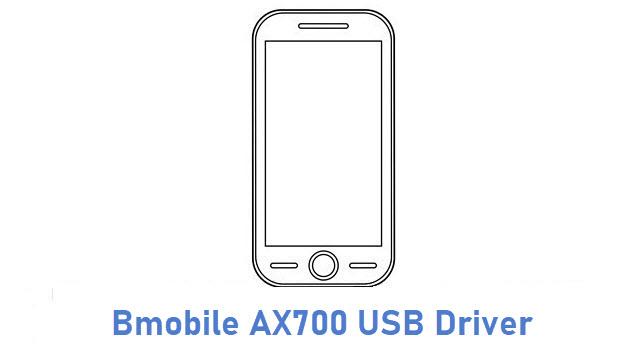 Bmobile AX700 USB Driver