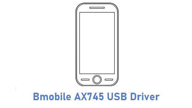 Bmobile AX745 USB Driver
