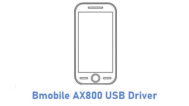 Bmobile AX800 USB Driver