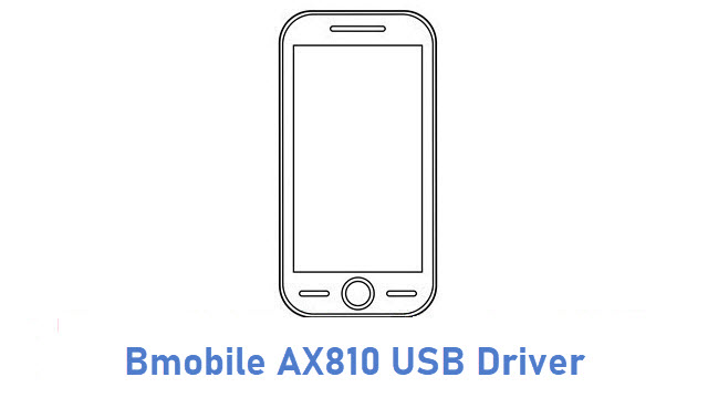 Bmobile AX810 USB Driver