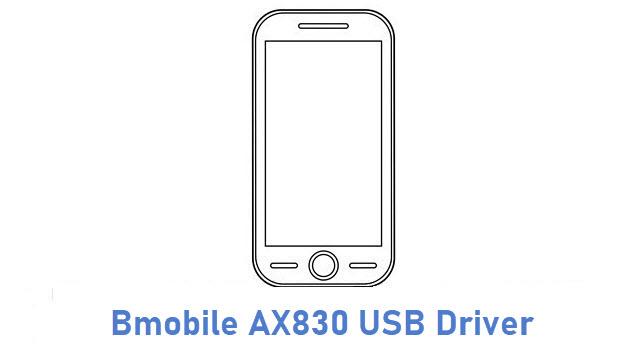 Bmobile AX830 USB Driver