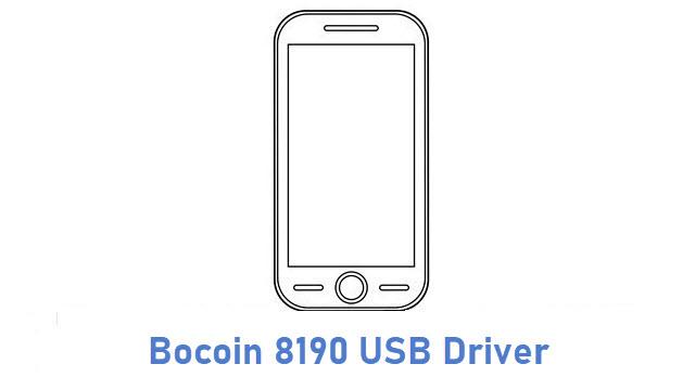 Bocoin 8190 USB Driver