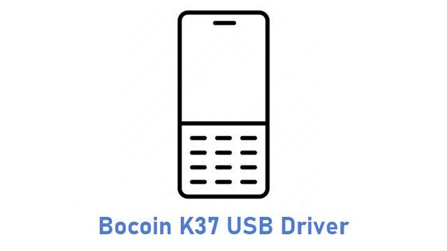 Bocoin K37 USB Driver