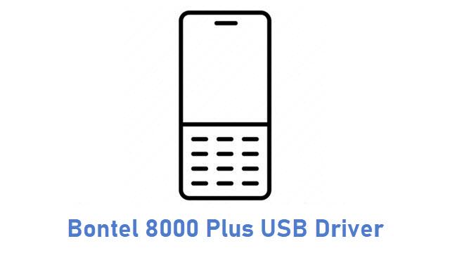 Bontel 8000 Plus USB Driver