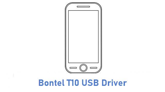 Bontel T10 USB Driver