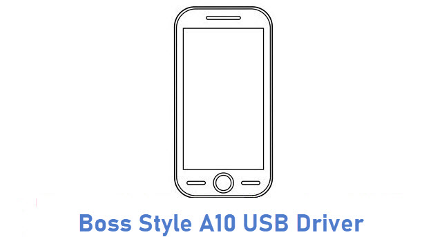 Boss Style A10 USB Driver