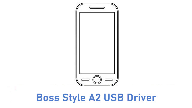 Boss Style A2 USB Driver