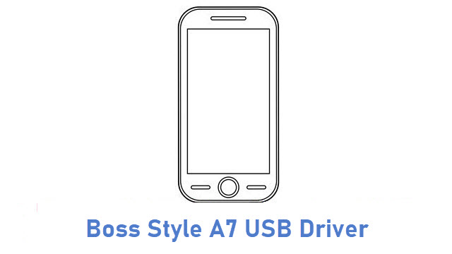 Boss Style A7 USB Driver