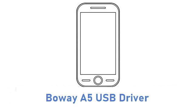 Boway A5 USB Driver