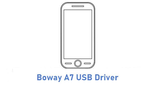 Boway A7 USB Driver