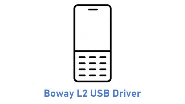 Boway L2 USB Driver