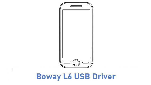 Boway L6 USB Driver