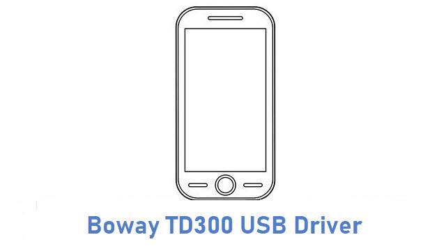 Boway TD300 USB Driver