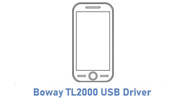 Boway TL2000 USB Driver