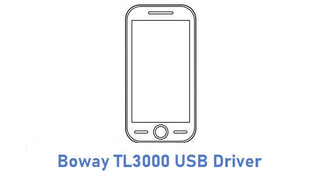 Boway TL3000 USB Driver