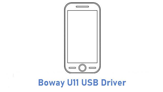 Boway U11 USB Driver
