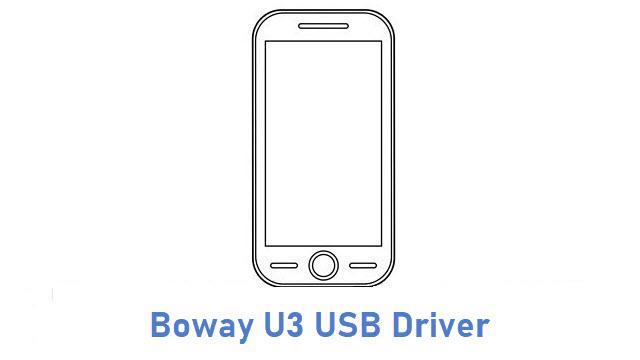 Boway U3 USB Driver