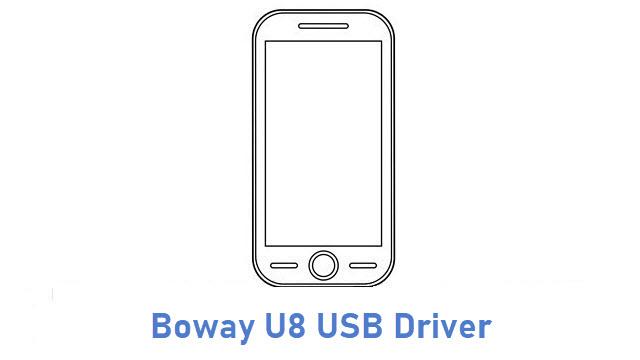 Boway U8 USB Driver