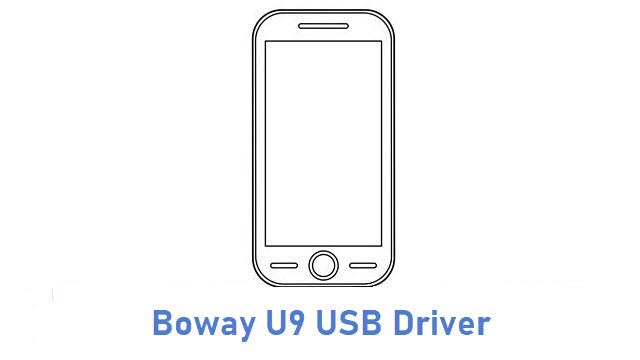Boway U9 USB Driver