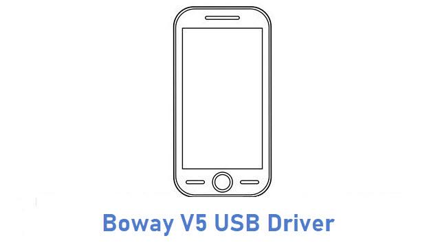 Boway V5 USB Driver