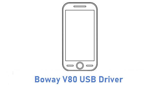Boway V80 USB Driver