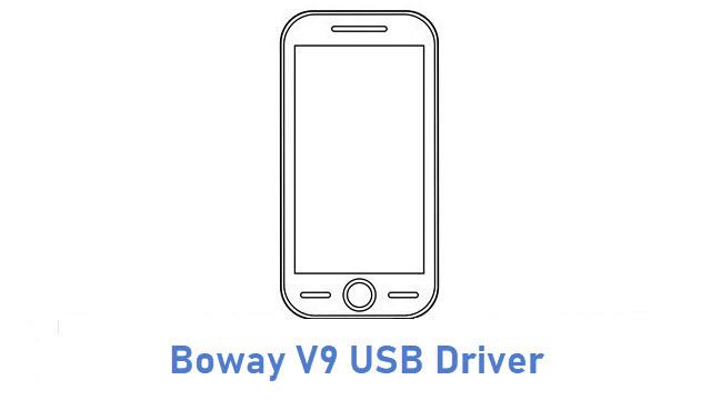 Boway V9 USB Driver