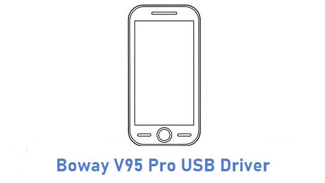 Boway V95 Pro USB Driver
