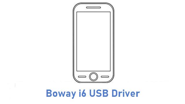 Boway i6 USB Driver
