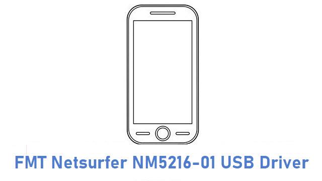 FMT Netsurfer NM5216-01 USB Driver