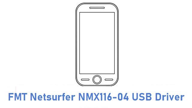 FMT Netsurfer NMX116-04 USB Driver
