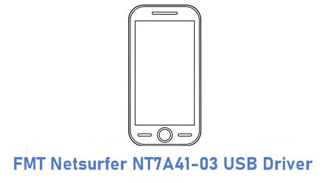 FMT Netsurfer NT7A41-03 USB Driver