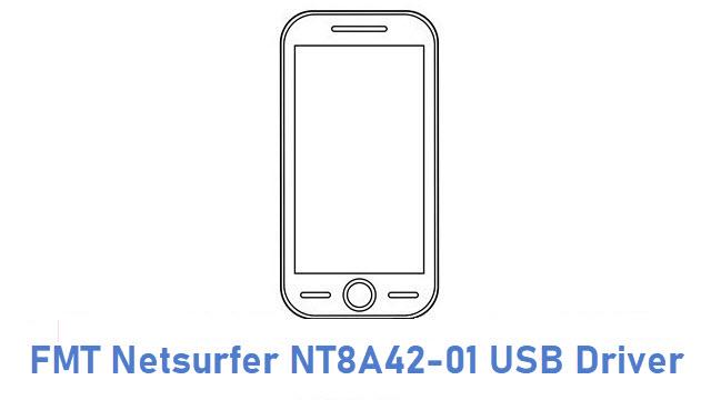 FMT Netsurfer NT8A42-01 USB Driver