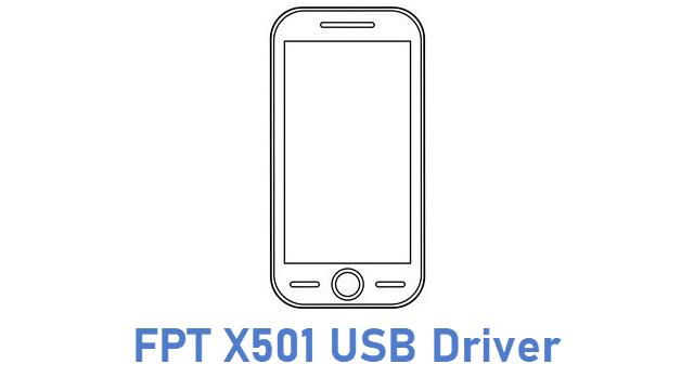FPT X501 USB Driver