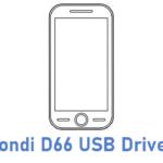 Fondi D66 USB Driver