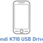 Fondi K710 USB Driver