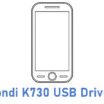 Fondi K730 USB Driver