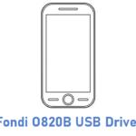 Fondi O820B USB Driver