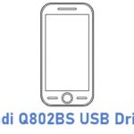 Fondi Q802BS USB Driver