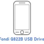 Fondi Q822B USB Driver