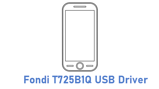 Fondi T725B1Q USB Driver