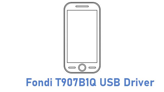 Fondi T907B1Q USB Driver