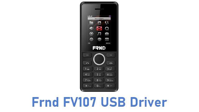 Frnd FV107 USB Driver