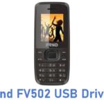Frnd FV502 USB Driver
