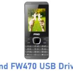Frnd FW470 USB Driver