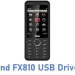Frnd FX810 USB Driver
