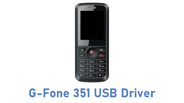 G-Fone 351 USB Driver