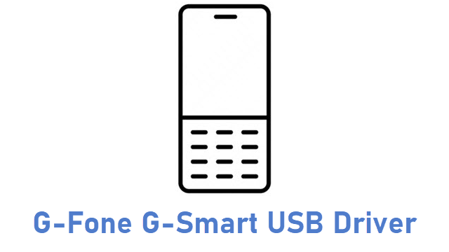 G-Fone G-Smart USB Driver
